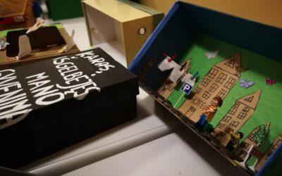 """,,Knygos dėžutė""""."""