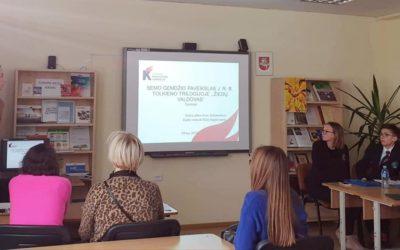 Respublikinė lietuvių kalbos projektinių darbų konferencija