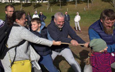 Šeimų sporto šventė