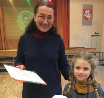 Vilniaus miesto mokinių meninio skaitymo konkursas